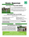 June Newsletter - Iowa State University Extension and Outreach - Page 4