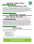June Newsletter - Iowa State University Extension and Outreach - Page 5