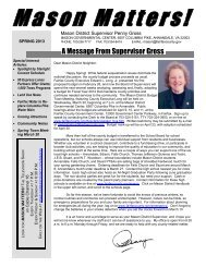 Newsletters (PDF) - Fairfax County Government