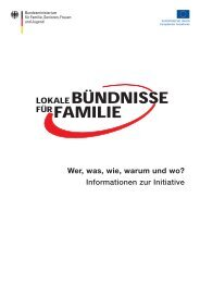 Informationen zur Initiative - Familienbotschaft MV