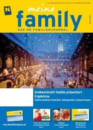 meine family - Familienpass