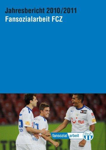 Jahresbericht 2010/2011 Fansozialarbeit FCZ - Fanarbeit Schweiz