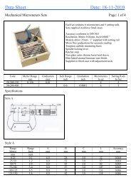 Linear Tools - Farnell