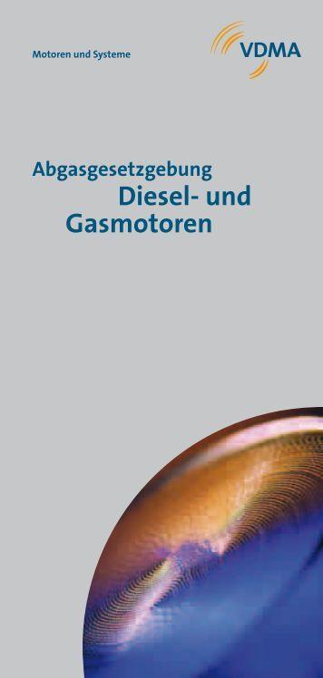 Diesel- und Gasmotoren