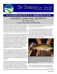 Summer 2007 Newsletter - Fauquier County
