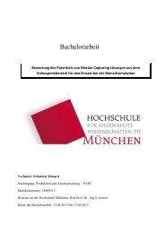 Download - Hochschule München