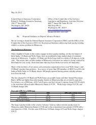 Service Employees International Union, Minneapolis, MN - PDF - FDIC