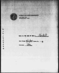 4 - Federal Election Commission