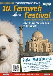 Download Programmheft - Fernweh Festival Erlangen