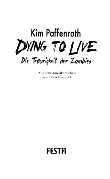 Dying to Live 2.qxd - Festa Verlag