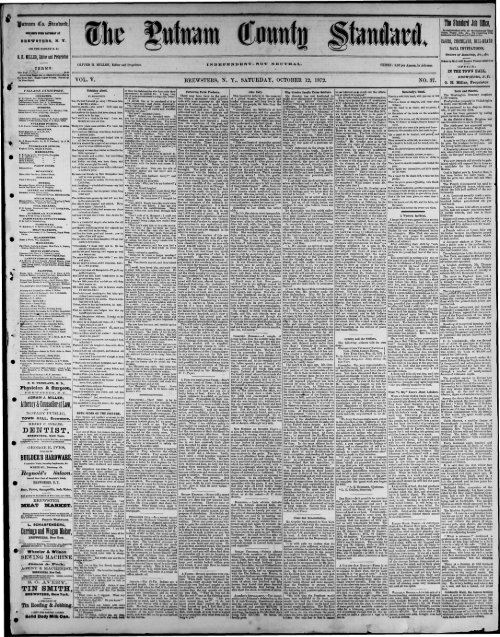 1872-10-12 - Northern New York Historical Newspapers