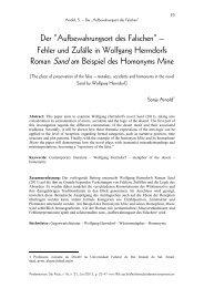 """Der """"Aufbewahrungsort des Falschen"""" – Fehler und ... - fflch - USP"""
