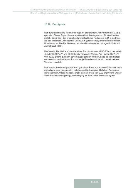 Eichsfelder Kreisverband der Kleingärtner e.V. - Fachhochschule ...