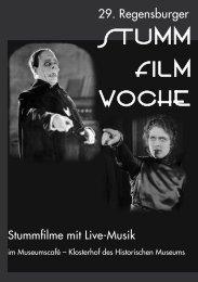29. Regensburger - FilmGalerie Kino im Leeren Beutel
