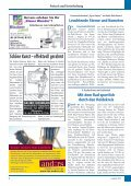 Spaß als Tradition Feierlaune im August - der findling - Page 6