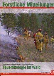 Waldbrandforschung - The Global Fire Monitoring Center