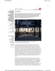 gestimmt 03|09 Seite 1 von 5 PSA Publishers 23.06.2009 http ...