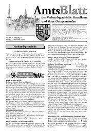 Kastellaun - Fischer Druck + Verlag