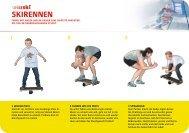 Aktionskarten Bewegung Swiss Ski - Fit-4-Future