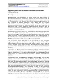Leif: Skandale im Wahlkampf - Forschungsjournal Soziale ...