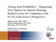 Aching Joint Probability? – Diagnosing Your Options for Interior ...
