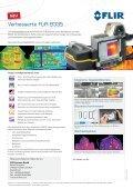 FLIR stattet weitere Modelle mit Wi-Fi-Kompatibilität ... - FLIR Systems - Page 2