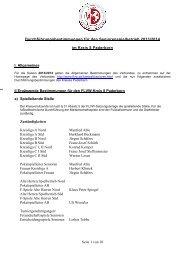 Senioren Durchführungsbestimmungen Kreis 8 ... - FLVW Paderborn