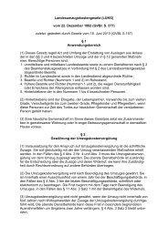 Landesumzugskostengesetz (LUKG) vom 22. Dezember 1992 ...
