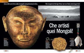 Circa mille anni fa le orde mongole conquistarono la Cina ... - Focus