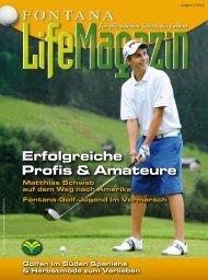 Ausgabe 03/2013 - Golfclub Fontana