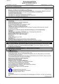 Sicherheitsdatenblatt - Forbo Siegling - Page 3