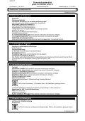 Sicherheitsdatenblatt - Forbo Siegling - Page 5