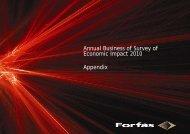 Appendix (PDF, 60 pages, 394KB) - Forfás