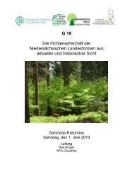 G18 - Deutscher Forstverein