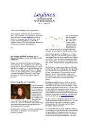 4 Infobrief - April 2010 - Forum-Bioenergetik eV