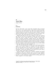 chapter 11 Natural Fibers - Forest Products Laboratory - USDA ...