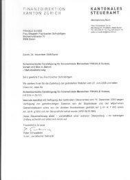 finanzdir__ektion kantonales kanton zurich steueramt - Fragile Suisse