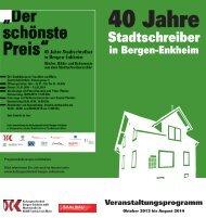 40_Jahre_Stadtschreiber (pdf, 420 KB) - Frankfurt am Main