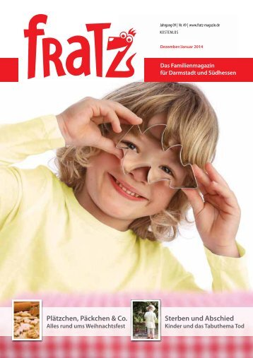 Aktuelle Ausgabe herunterladen - Fratz