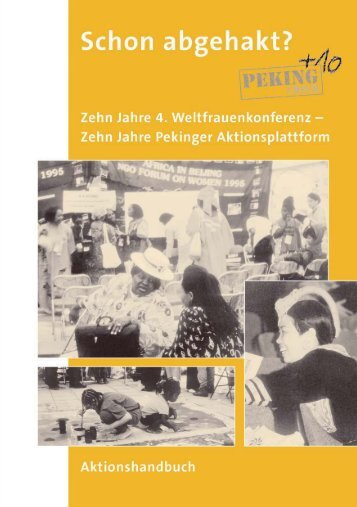 Download Aktionshandbuch - Deutscher Frauenrat