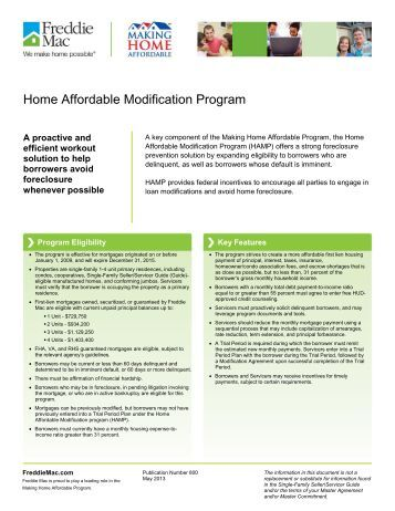 Underwriting reminders for loan prospector caution Home affordable modification program