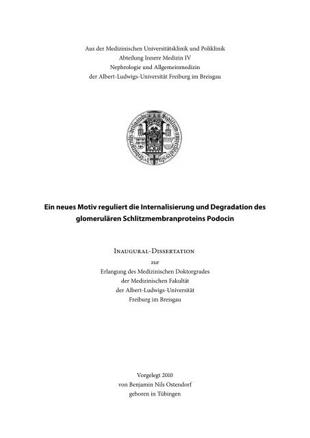 Ben glocker phd thesis