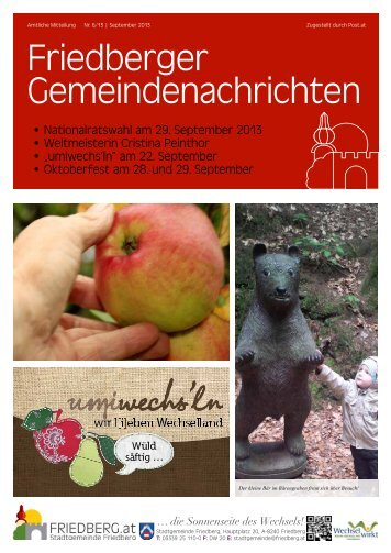 Download Ausgabe 6/2013 - Friedberg