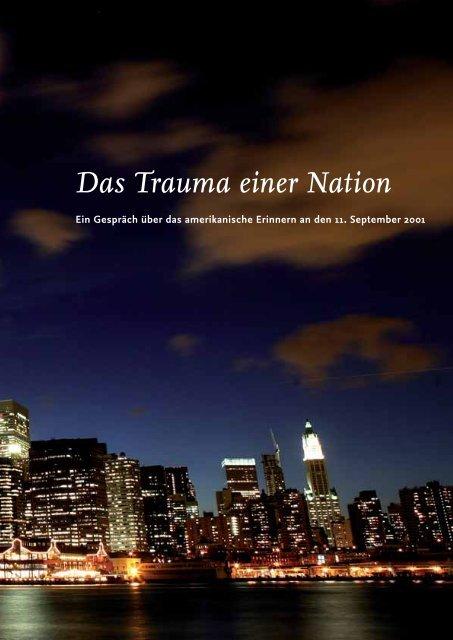 Das Trauma einer Nation - Freie Universität Berlin