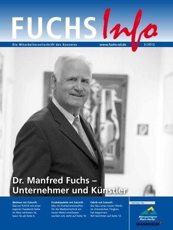Ausgabe 3 - Fuchs Petrolub AG