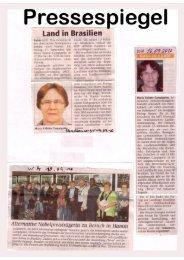 Alternative Nobelpreisträgerin zu Besuch in Hamm - FUgE Hamm