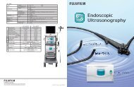 Endoscopic Ultrasonography System SU-7000 - Fujifilm