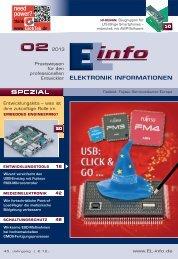 USB Firmware für Mikrocontroller aus Fujitsus FM3-Plattform erstellen