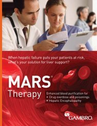 MARS brochure.pdf - Gambro