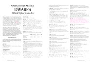 Dwarfs v1.6_APRIL13.pdf - Games Workshop